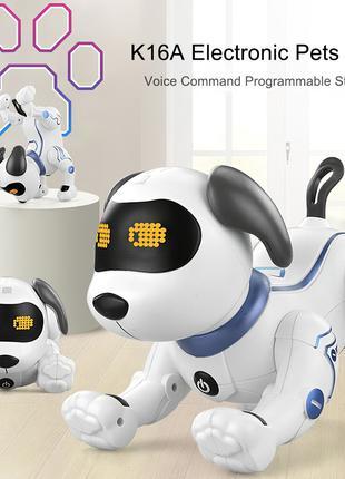 """Интерактивная игрушка """"Робот-собака"""" K16 на радиоуправлении"""