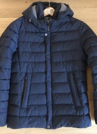 Зимняя мужская куртка, пуховик vavalon (зимова, новая, adidas,...