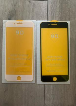 Защитное стекло на Iphone 8 plus 7 plus +