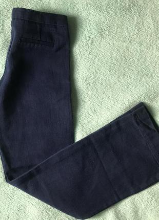 Котоновые брюки для девочки