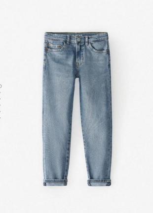 Стильные джинсы скинни от zara 152