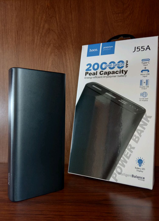 Power Bank Hoco J55A Neoteric Mobile 20000 mAh