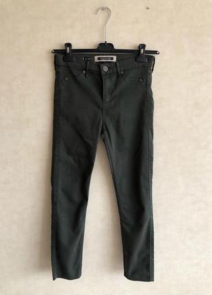 Идеальные базовые брюки хаки river island