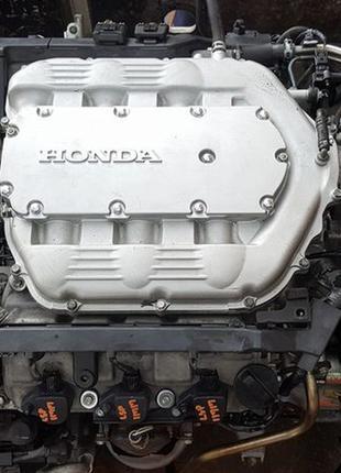 Разборка Honda Crosstour (2014), двигатель 3.5 J35Z2.