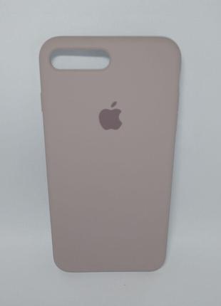 Задня накладка iPhone 7 Plus Original Soft Touch Case Lavander