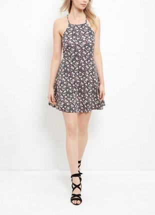 Актуальный трикотажный сарафан, летнее платье
