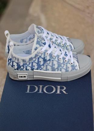Christian dior low grey/blue шикарные женские кроссовки/ кеды 😍