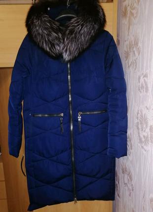 Пальто зимнее, пальто Fine baby cat, куртка зимняя