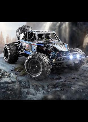 Радиоуправляемая машинка Rally-E, 4X4, 40 км/час.