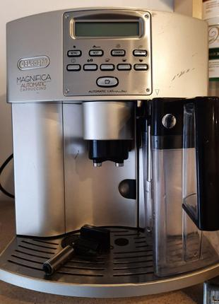 Кофемашина DeLonghi ESAM 3500 Magnifica Automatic Cappuccino