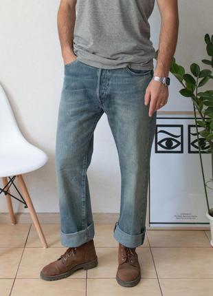 Нереально крутые джинсы levi's 501