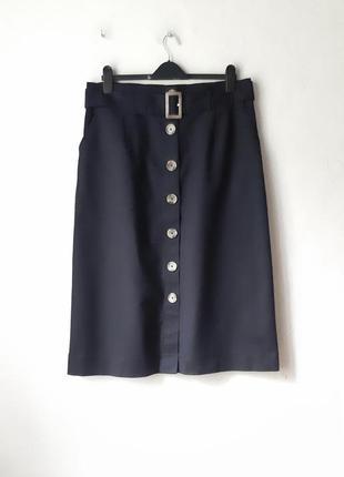 Стильная юбка миди