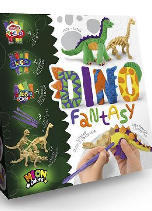 Набор для творчества Dino Fantasy