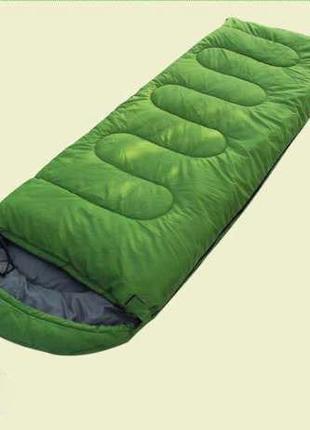 Спальный мешок, спальник, одеяло, с капюшоном, до -9