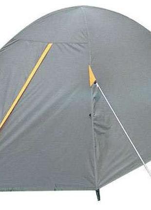 Палатка, четырех, 4, местная, двухслойная, туристическая
