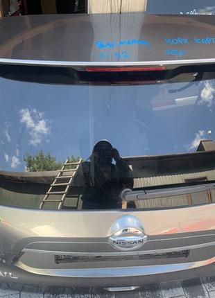 Крышка ляда дверь багажника задняя Nissan X-Trail T32 Rogue 2016