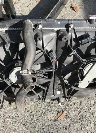 Радиатор основной кондиционера комплект Honda CR-V crv Хонда СРВ