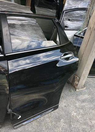 Дверь задняя дверка двері задні Nissan X-Trail T32 Rogue 2016