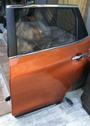 Дверь дверка задняя левая Nissan X-Trail T32 Rogue 2016