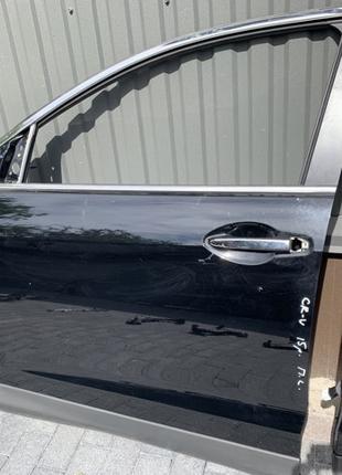 Дверь передняя левая водительская Honda CR-V crv Хонда СРВ ЦРВ 20
