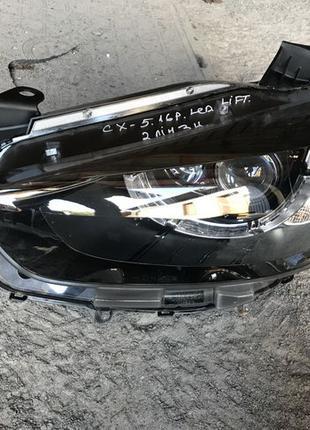 Фара передняя левая ліва LED Mazda CX-5 Мазда СХ 5 2016