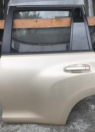 Дверь дверка задняя левая Toyota Land Cruiser Prado 150 2011