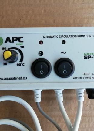 Терморегулятор для циркуляционного насоса APC SP-1, Польша