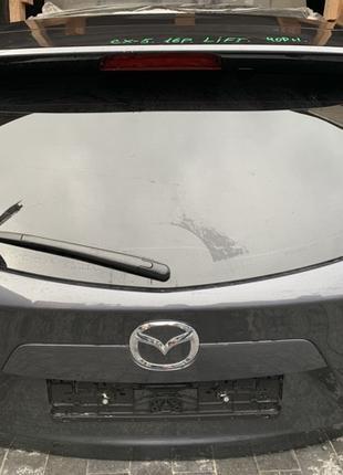 Крышка кришка ляда багажника задняя Mazda CX-5 Мазда СХ 5 2016