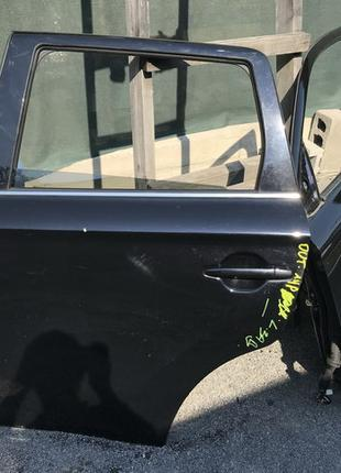 Дверь задняя дверка двері задні Mitsubishi Outlander 2013