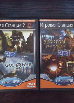 Комплект Игр / PS 2