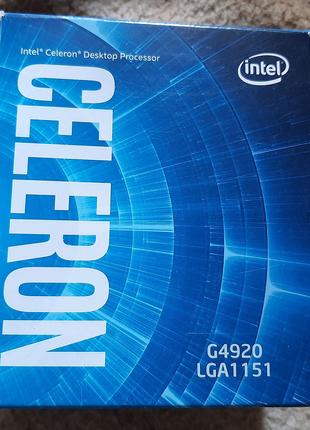 Celeron G4920 LGA1151