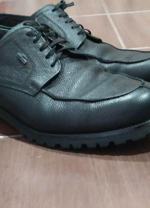 Мужские ботинки фирмы Lloyd /GoreTex
