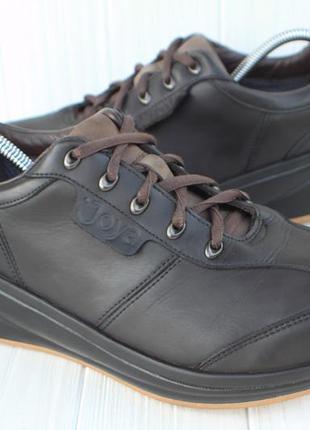 Кроссовки joya кожа швейцария 45р полу ботинки
