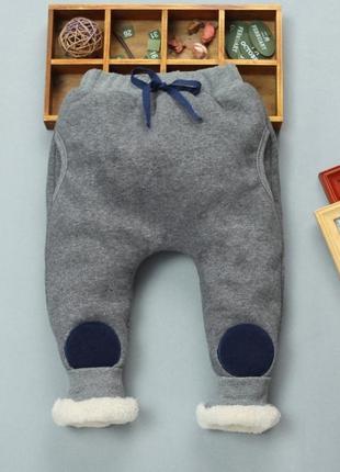 💦 теплые зимние спортивные штаны