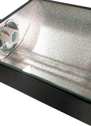ДНаТ светильник, вентилируемый, 40x40cm, (250-1000w), CoolTube, к