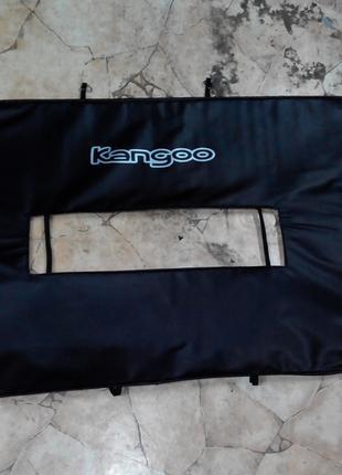Утеплитель радиатора Рено Кенго RENAULT Kangoo (шитый)
