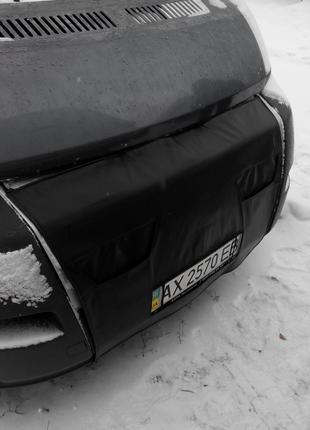 Утеплитель радиатора Citroën Jumper Ситроен Джампер (шитый)