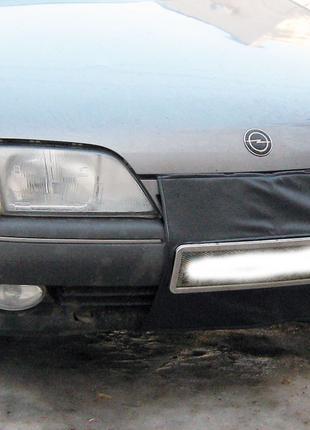 Утеплитель радиатора Опель Омега А Opel Omega A (шитый)