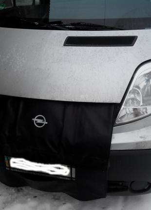 Утеплитель радиатора Opel Vivaro Опель Виваро (шитый)