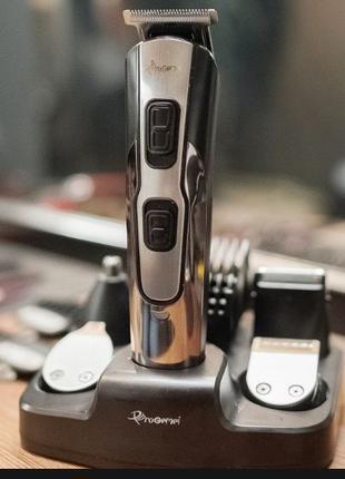 Профессиональная машинка для стрижки Gemei GM 592 10 в 1