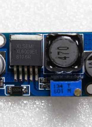 Повышающий регулируемый преобразователь напряжения XL6009