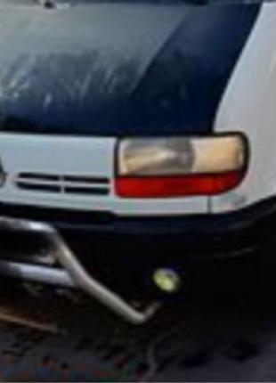 Renault кенгурятник
