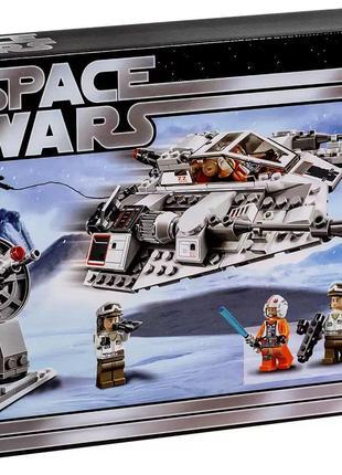 Конструктор 11429 Звездные Войны Снежный Спидер, 333 детали