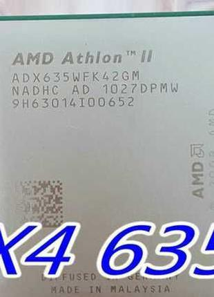 AMD Athlon II X4 635 2900mhz s.AM2+/AM3 Процессор