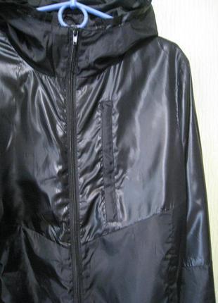 Легкая мужская куртка ветровка на р.46 /м