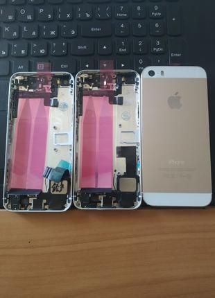 Корпус iPhone 5s / задняя крышка Iphone 5s / задняя панель Iph...