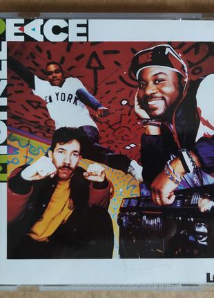 Michael Peace LOUD N CLEAR 7010058725 Reunion Records 1990. ОРИГ