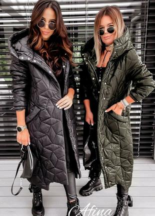 Пальто куртка пуховик женский