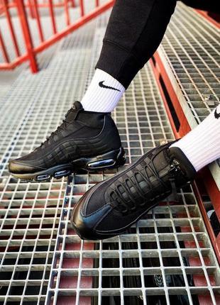 "Nike air max sneakerboot 95 ""кроссовки мужские найк"