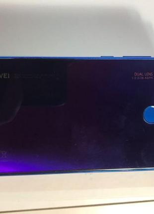 Huawei P Smart + полный комплект